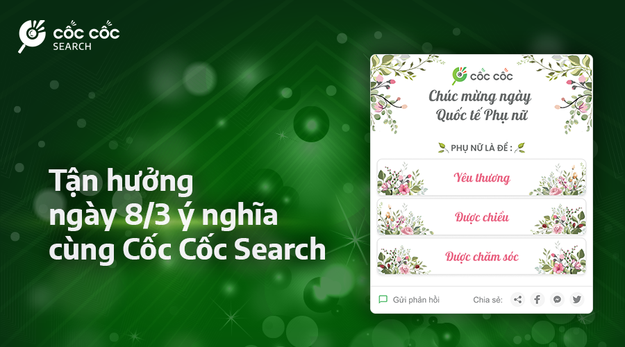 Snippet 8/3 - Cốc Cốc Search